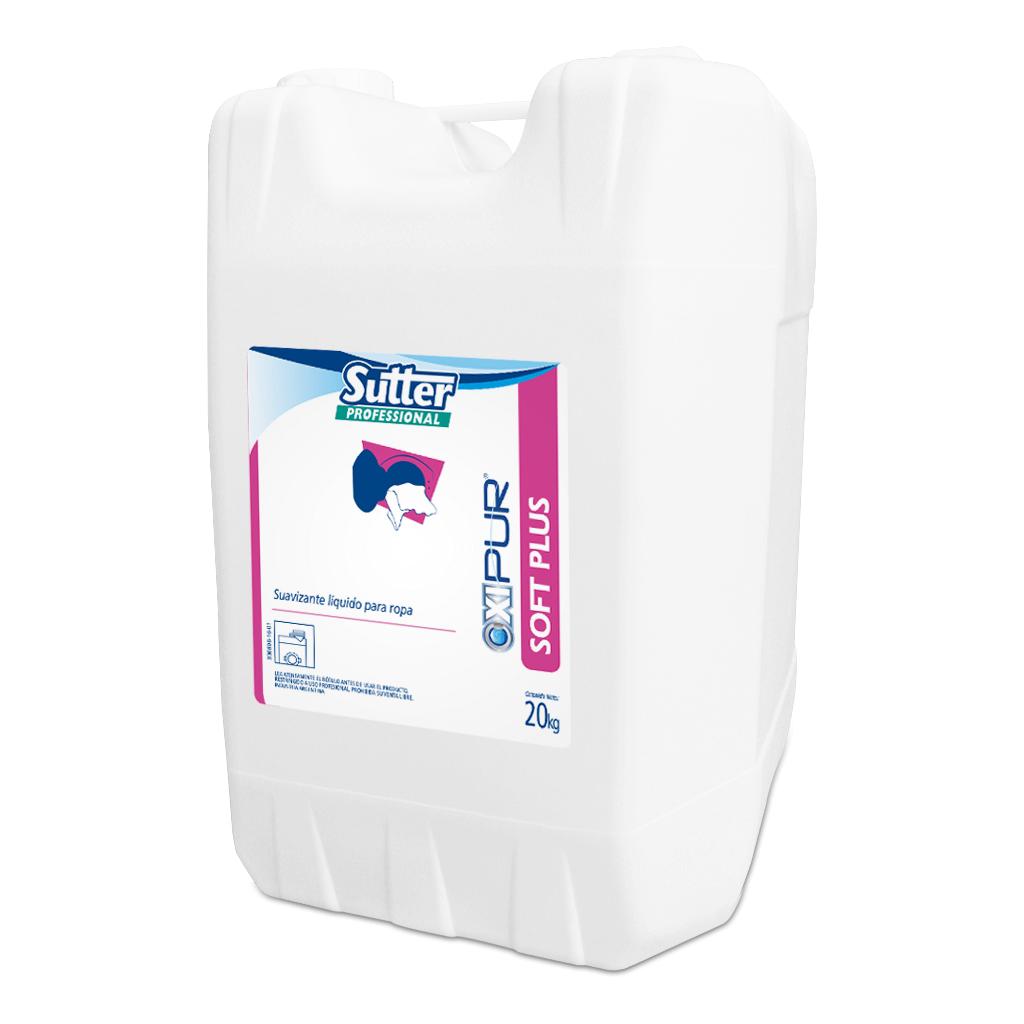 Soft Plus Suavizante Perfumado x 20 kg