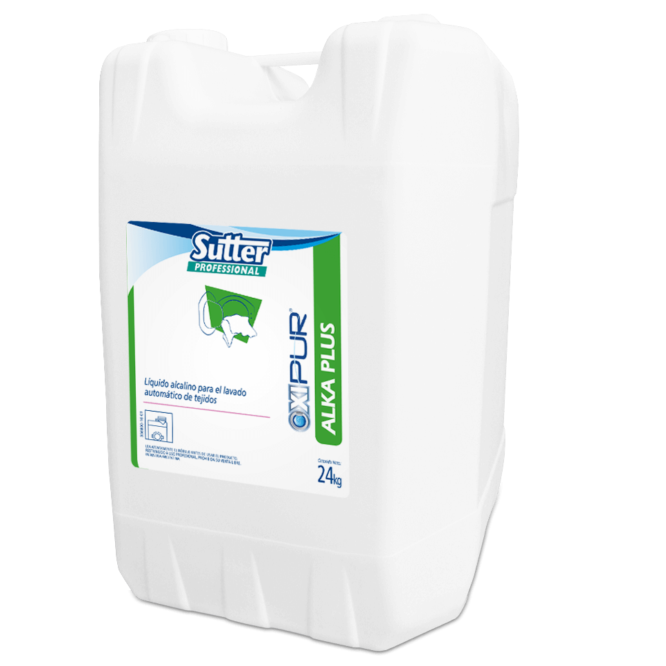 Alka Plus Detergente Alcalinizante 24 kg