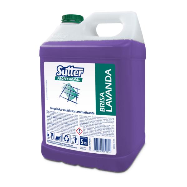 Brisa Lavanda Limpiador Desodorante x 5 kg