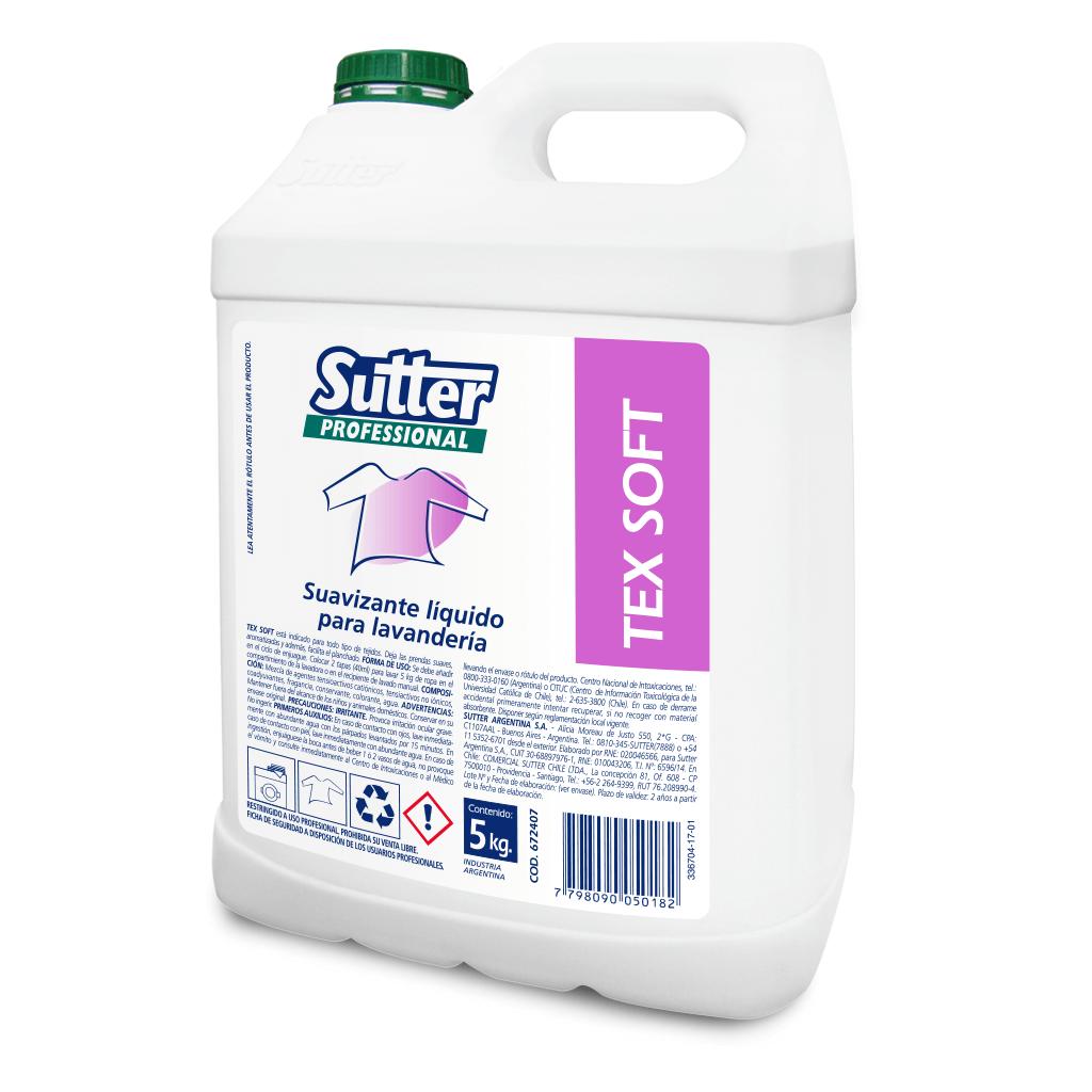 Te Soft Suavizante Líquido Tetiles 5 kg