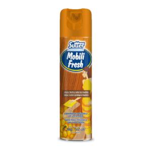 Mobili Fresh Lustramuebles con Cera de Abejas Perfumado 360 ml