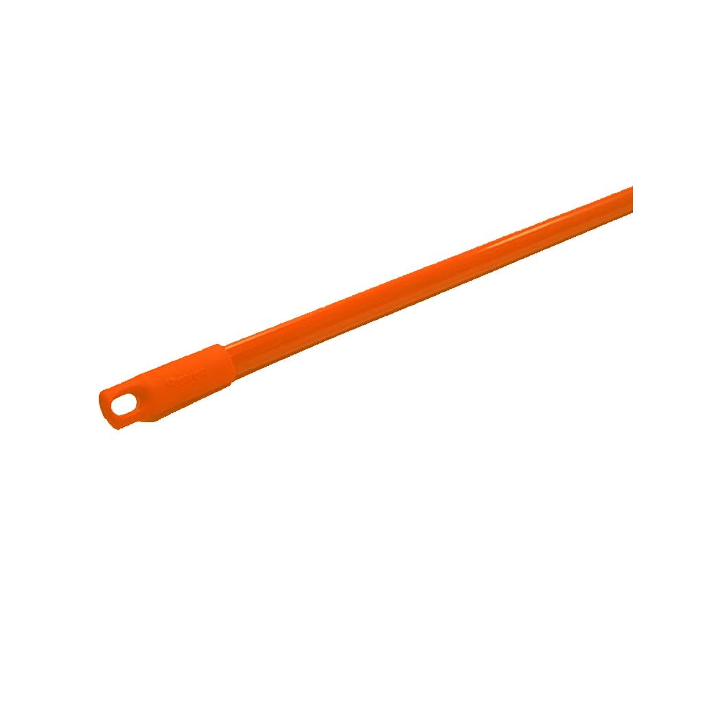 Cabo Naranja Acero Ref x 22 mm Pintura Epoxi con Rosca x 150 cm