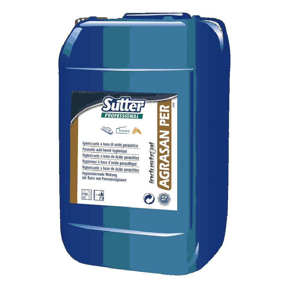 Agral Agrasan Per Ácido Peracético x 20 kg