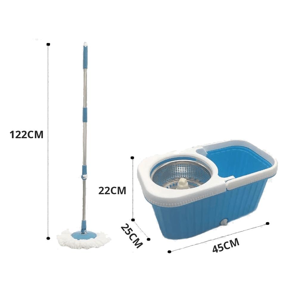 Balde Centrifugo Eco Azul