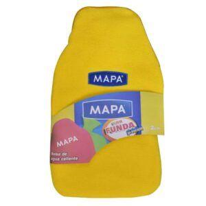 Bolsa de Agua Caliente MAPA con Funda