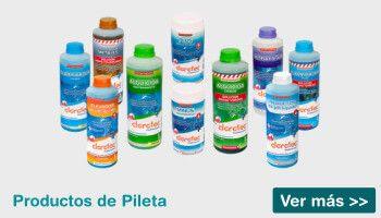 Productos de Pileta Clorotec